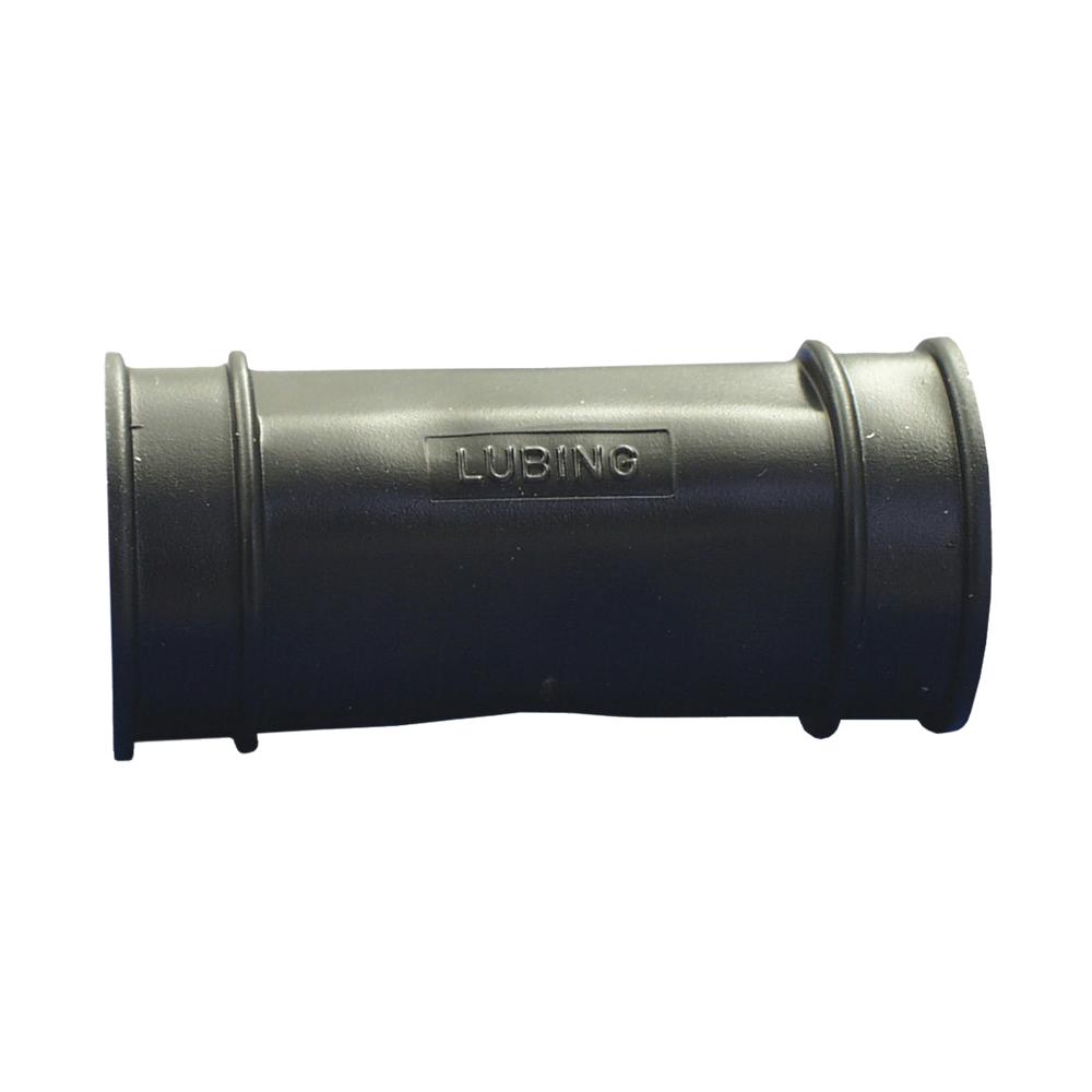 Tube connector for square pipe inkubatori lv