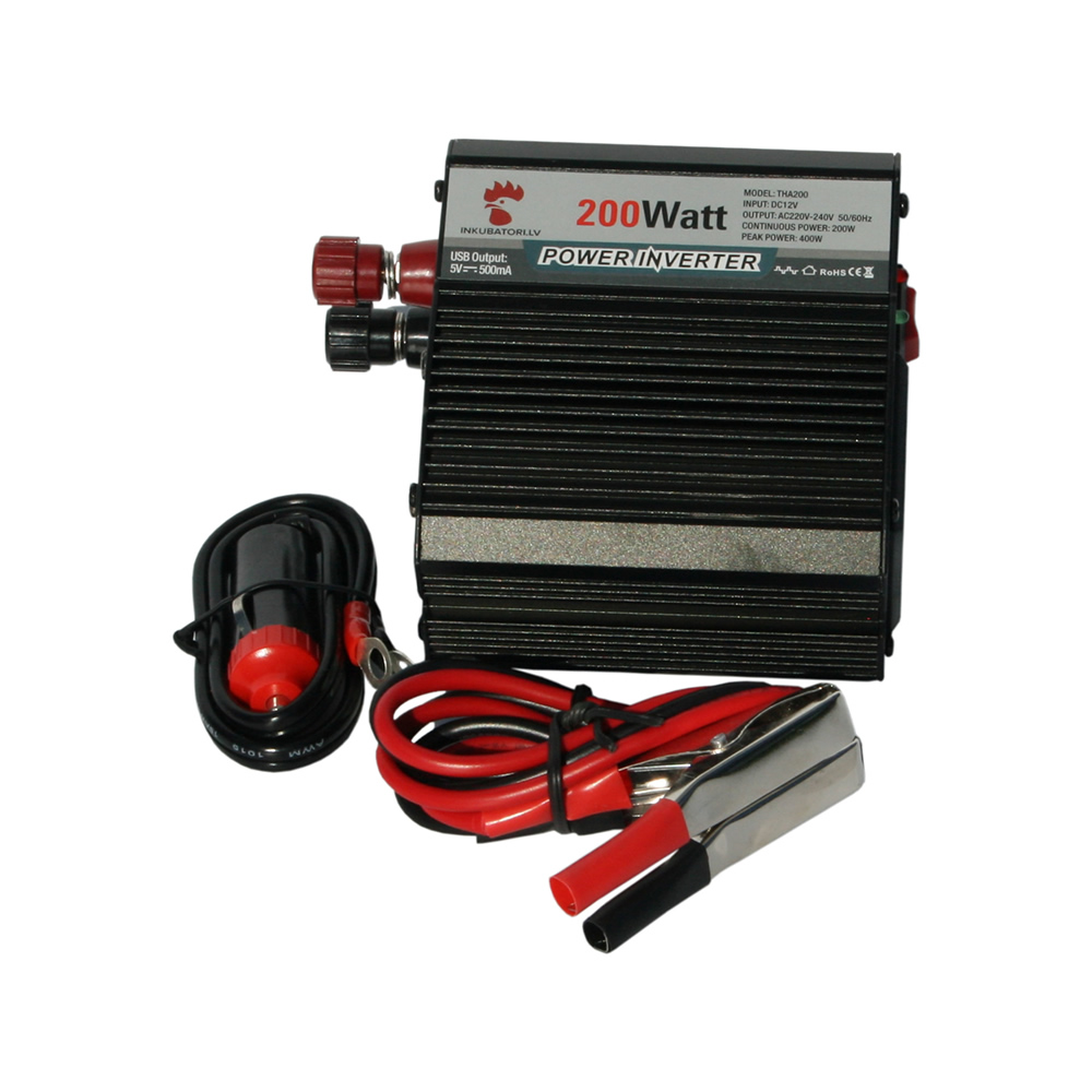 Power inverter dc v gt ac w inkubatori lv