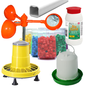 Poultry farming accessories