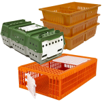 Transport crates